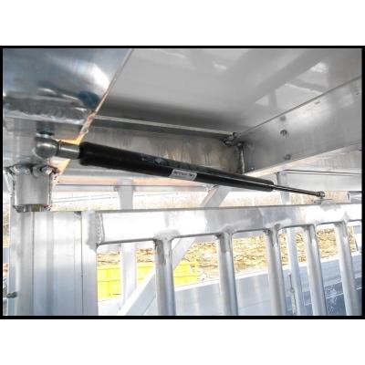 Fermeture automatique des portes - Bétaillère BETHALU